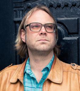 Anders Larson, godnathistorie forfatter