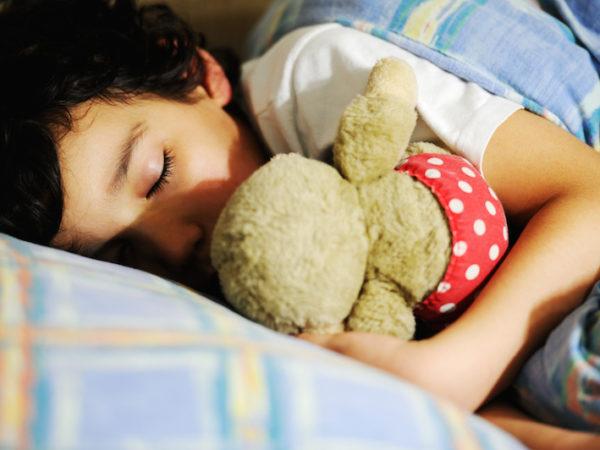 En blog om børn og søvn
