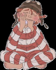Vilter Ørngot med sin mundharmonika