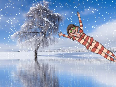 kolde godnathistorier med Vilter Ørngot