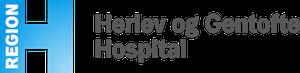 Herlev og Gentofte Hospital logo